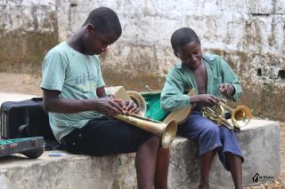 A Joyful Noise Brass Band